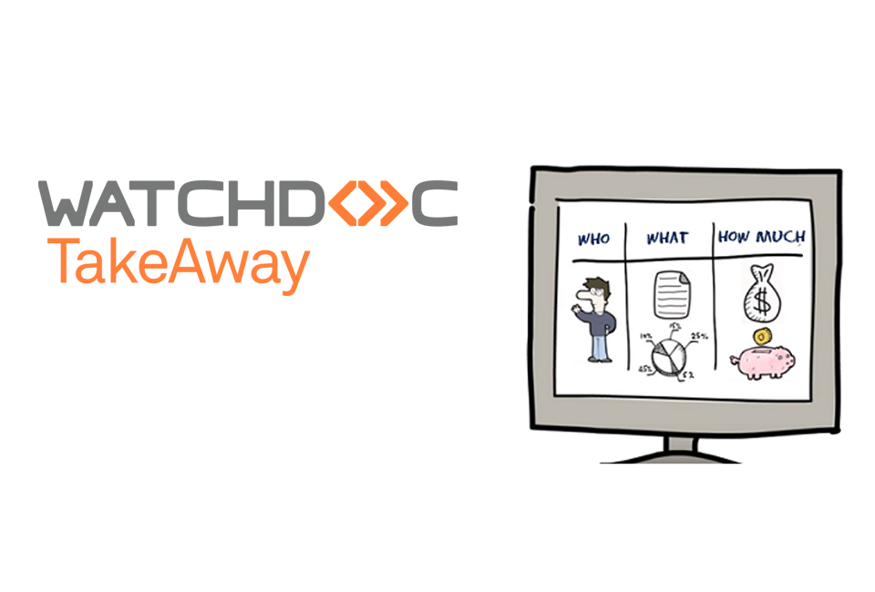 WatchDoc Take Away